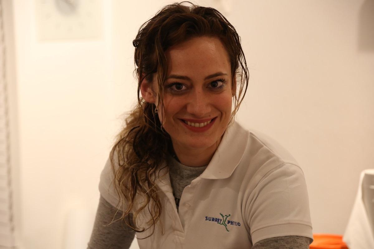 Christy Parikou