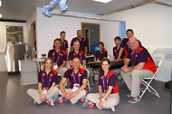 The Polyclinic Physical Therapies Team, in Athlete's Village